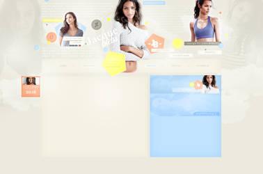 Design ft. Lais Ribeiro by JacqueBiebs