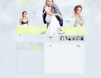 Design ft. Jennifer Lawrence by JacqueBiebs