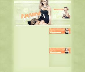 Design ft. Amanda Seyfried by JacqueBiebs