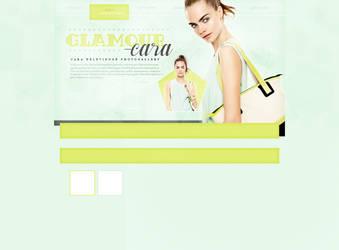 Design ft. Cara Delevingne by JacqueBiebs
