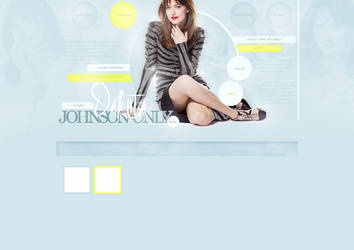 Design ft. Dakota Johnson by JacqueBiebs