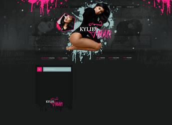 Design ft. Kylie Jenner by JacqueBiebs