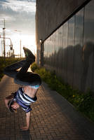 Street breakdance by BandasPhoto