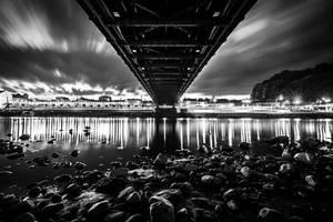 Under the Bridge by BandasPhoto