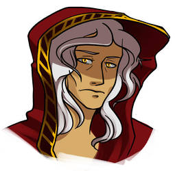 Raistlin by SpongeMuffin
