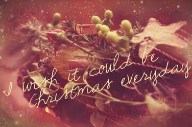 Christmas by Gypsieeee