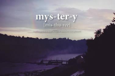 Mystery by Gypsieeee