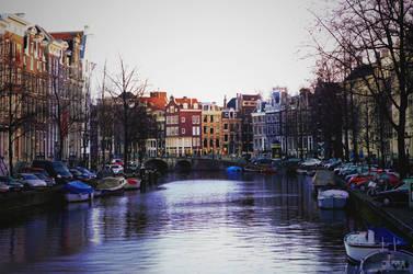 Amsterdam by Gypsieeee