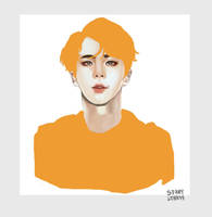 Kim Seokjin by starystar94