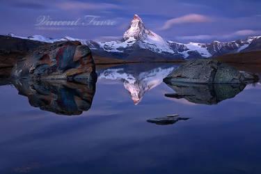 Mount Matterhorn... by vincentfavre