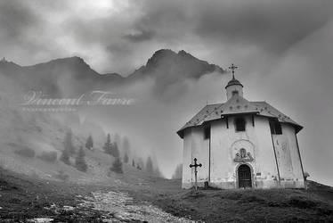 La Chapelle des Vernettes by vincentfavre