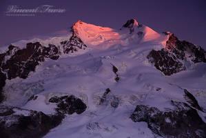 Monte rosa by vincentfavre