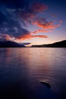 Pontet Lake... by vincentfavre