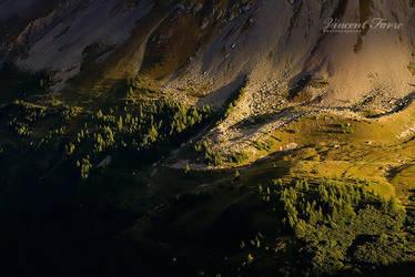 Ultime light... by vincentfavre