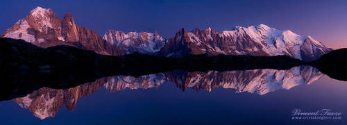 Lac de Cheserys by vincentfavre