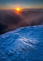 Last light by vincentfavre