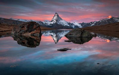 Matterhorn by vincentfavre