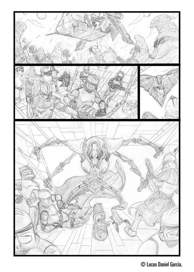 Comic - Comicopolis #1. by lucas-garcia