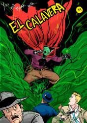 El Calavera fanart by lucas-garcia