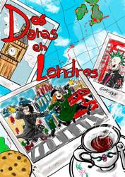 Dos Danas en Londres fanart by lucas-garcia