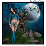 Cemetary Maiden by WyckedDreamsDesigns