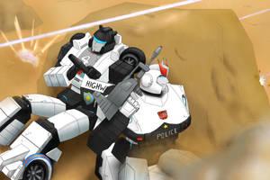 TF G1 : Ambush by kurotsuki-no-hana