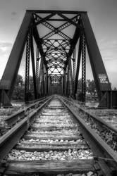 Rusty Bridge 01 by Caid000