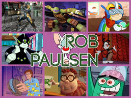 Rob Paulsen Characters by PhantomEvil