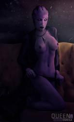 Queen of Omega by Allkassar