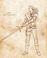 The Witcher by Nikki-67