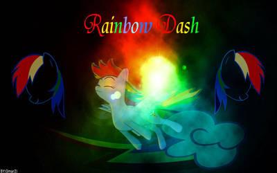 Rainbow Dash by OmarZi