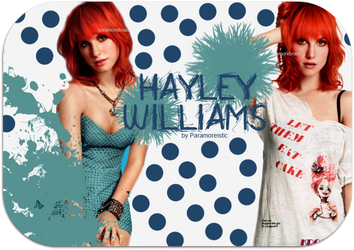 Hayley Williams - Cosmo 2011 by Paramoreistic