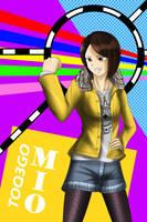 TQG - Mio (ToQ #3) by KAIZA-C