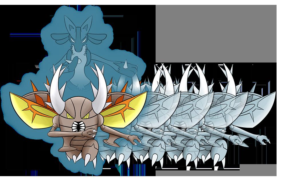 Smogon OM - Inheritance 2 - Son of Inheritance by KAIZA-C