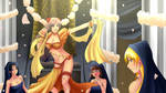 FGO - The Woman with Sunny Eyes by KAIZA-C