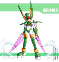 Harpuia by liline