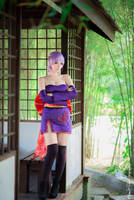 Dead or Alive 5- Ayane 01 by kenntee