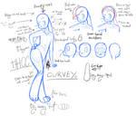 Zethany Character Design by xZethanyx