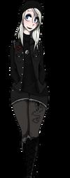 Lil' goth witch. by xZethanyx