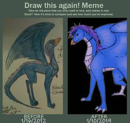 Draw This Again - Lani by xZethanyx