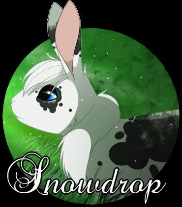 Snowdrop Medallion 2019 by xZethanyx