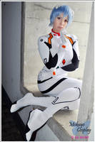 NGE: Rei Ayanami - classic Plugsuit - IV by Mokuyo