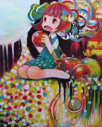 Colorless by suzuki-suzukazu