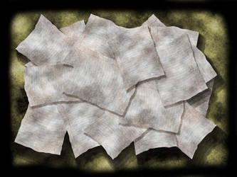 Paper Tribute by svenisnumb