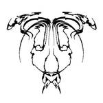 Scribble 2 - Goatshead by svenisnumb