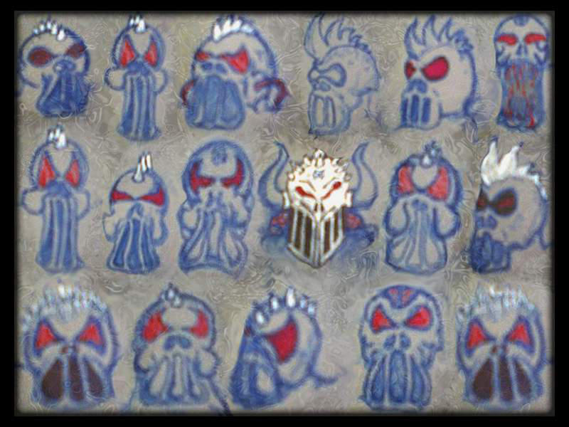 Boneheads by svenisnumb