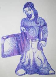 Feeling Blue by svenisnumb