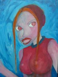 Girl Zero by svenisnumb