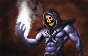 Skeletor by atma33