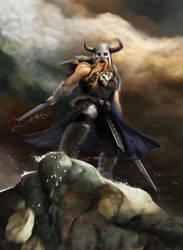 Skyrim - Dragonborn by atma33